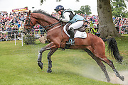 CEYLOR L A N ridden by Kitty King at Bramham International Horse Trials 2016 at  at Bramham Park, Bramham, United Kingdom on 11 June 2016. Photo by Mark P Doherty.
