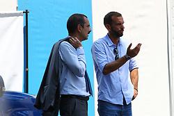 PELLEGRINO<br /> SOPRALLUOGO CURVA EST STADIO PAOLO MAZZA