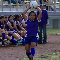 05-09-14 Berryville Girls Soccer vs. Darnell