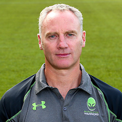 Worcester Warriors Head of Athletic Performance Paddy Anson - Mandatory by-line: Robbie Stephenson/JMP - 25/08/2017 - RUGBY - Sixways Stadium - Worcester, England - Worcester Warriors Headshots
