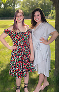 Missy and Cassy Graduation 2019