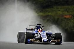 September 29, 2017 - Sepang, Malaysia - Motorsports: FIA Formula One World Championship 2017, Grand Prix of Malaysia, .#37 Charles Leclerc (MCO, Sauber F1 Team) (Credit Image: © Hoch Zwei via ZUMA Wire)