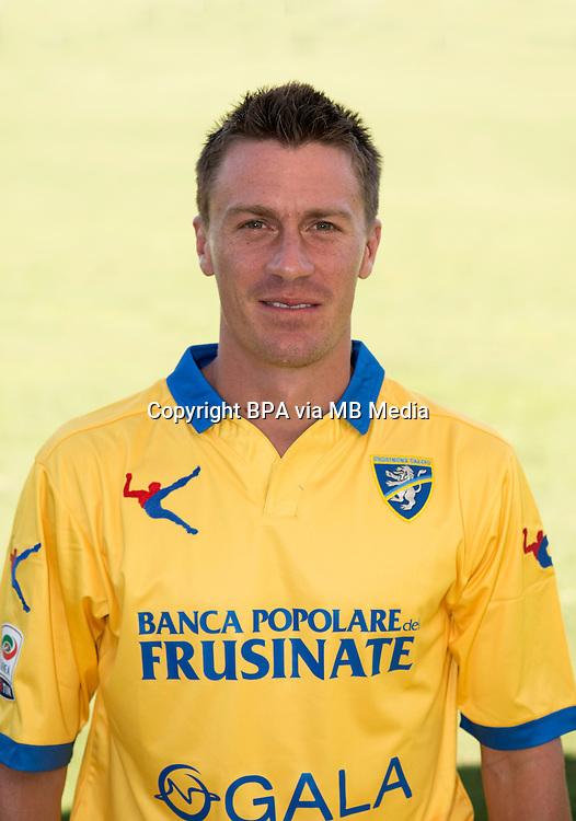 Italian League Serie A -2015-2016 / <br /> ( Frosinone Calcio ) - <br /> Alessandro Frara