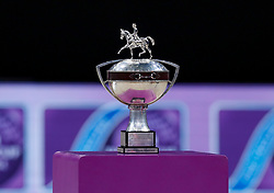 Trophy<br /> LONGINES FEI World Cup™ Finals Paris 2018<br /> © Hippo Foto - Dirk Caremans<br /> 14/04/18