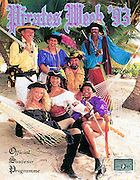 Pirates Week cover shot by photographer Courtney Platt, Grand Cayman