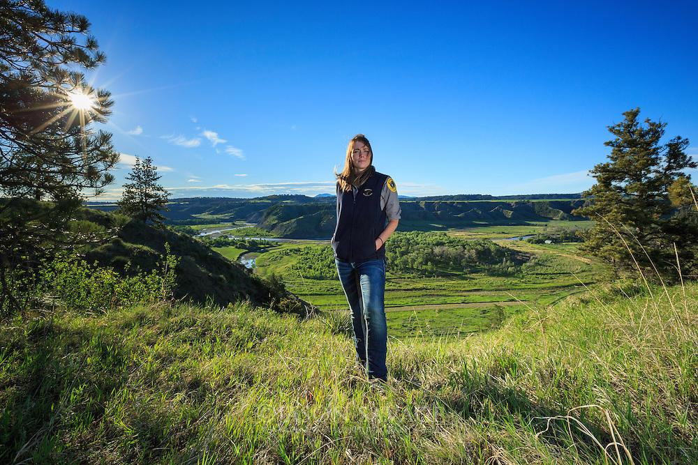 Beckman Wildlife Management Area, Montana.
