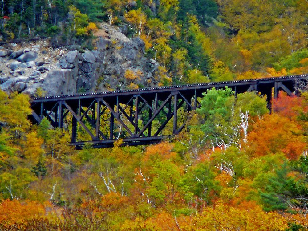 New Hampshire Trestle