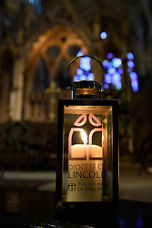 Diocese of Lincoln Learning Communities Launch Service at Lincoln Cathedral.<br /> <br /> Picture: Chris Vaughan Photography for the Diocese of Lincoln<br /> Date: February 3, 2018