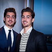 NLD/Amsterdam/20130918 - Reünie NCRV jeugdserie Spangas, Jasper en Marius Gottlieb