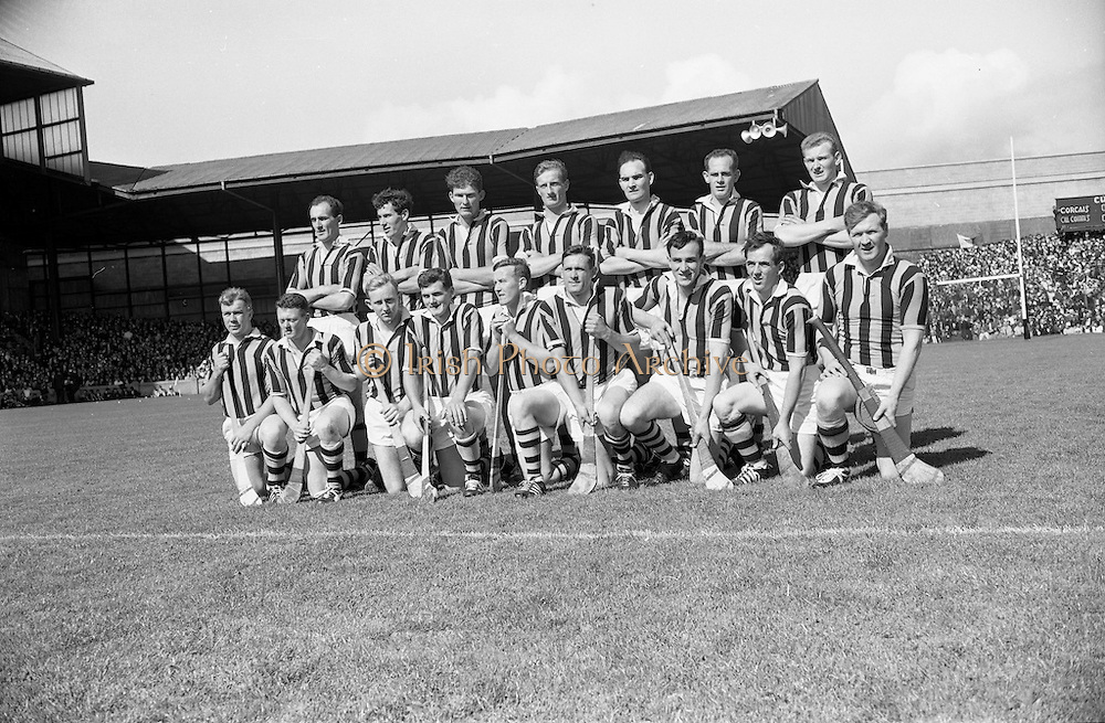 04/09/1966<br /> 09/04/1966<br /> 4 September 1966<br /> All-Ireland Senior Hurling Final: Kilkenny v Cork at Croke Park, Dublin.<br /> Kilkenny team.