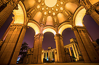 Rotunda & Court, Palace of Fine Arts