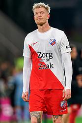 23-11-2019 NED: FC Utrecht - AZ Alkmaar, Utrecht<br /> Round 14 / Simon Makienok #23 of FC Utrecht