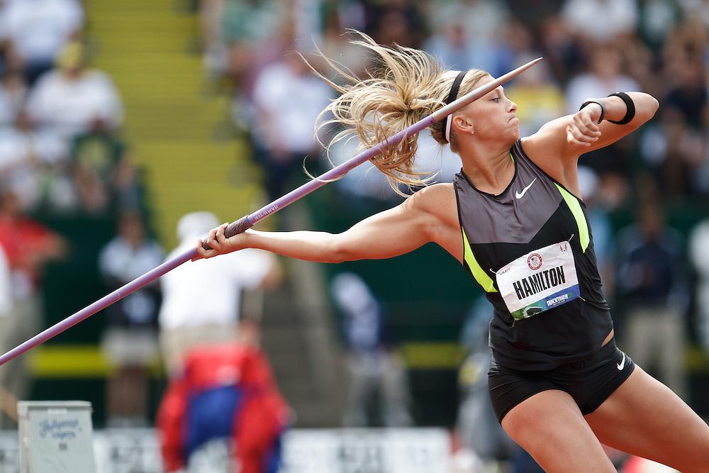 2012 USA Track & Field Olympic Trials: Hamilton