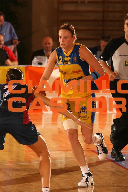 DESCRIZIONE : Cagliari Lega A1 Femminile 2006-07 Prima Giornata Umana Venezia Lavezzini Parma <br /> GIOCATORE : Mahoney Megan Marie<br /> SQUADRA : Lavezzini Parma <br /> EVENTO : Campionato Lega A1 2006-2007 <br /> GARA : Umana Venezia Lavezzini Parma <br /> DATA : 08/10/2006 <br /> CATEGORIA : <br /> SPORT : Pallacanestro <br /> AUTORE : Agenzia Ciamillo-Castoria/S.D'Errico