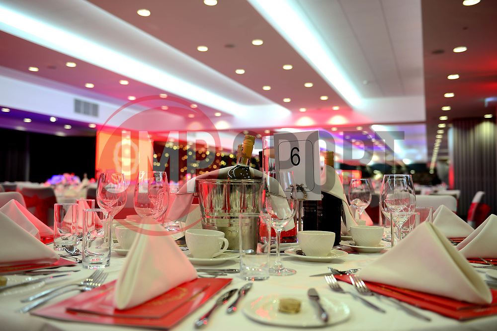 Ashton Gate holds host to The Prince's Trust Dinner  - Photo mandatory by-line: Dougie Allward/JMP - 05/10/2017 - Ashton Gate - Bristol, England - The Prince's Trust Dinner