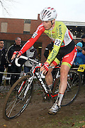 BELGIUM / BELGIQUE / BELGIE / CYCLOCROSS / VELDRIJDEN / CYCLO-CROSS / CYCLING / OVERIJSE / DRUIVENCROSS / ELITE / MARTIN BINA /