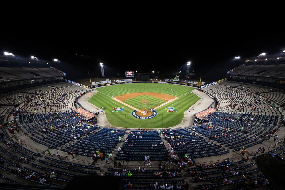 Rod Carew Stadium, Panama City, 2016.
