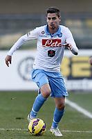 Jorginho Napoli <br /> Verona 01-02-2015 Stadio Bentegodi Football Calcio Serie A 2014/2015 Chievo Verona - Napoli foto Image Sport / Insidefoto