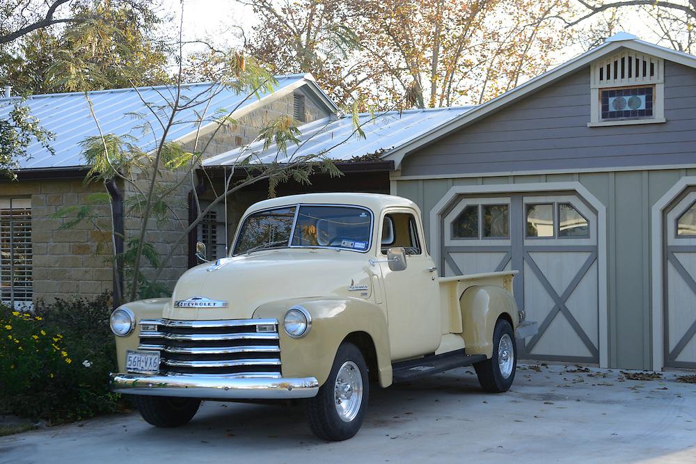 Chevy Truck,Fredericksburg,Hill Country,Texas,USA