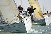 IRC Class 4 on, Day 1 of Skandia Cowes Week 2006