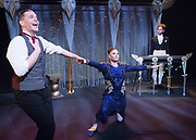 How to win against History <br /> by Seiriol Davies<br /> At The Young Vic, London, Great Britain <br /> Press photocell  <br /> 1st December 2017 <br /> Matthew Blake <br /> Seiriol Davies<br /> <br /> Dylan Townley <br /> <br /> <br /> Photograph by Elliott Franks <br /> Image licensed to Elliott Franks Photography Services
