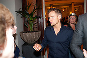 MARC WARREN, Aldwych theatre's Cool Hand Luke first night party. Waldorf Hilton. London. 3 October 2011. <br /> <br />  , -DO NOT ARCHIVE-© Copyright Photograph by Dafydd Jones. 248 Clapham Rd. London SW9 0PZ. Tel 0207 820 0771. www.dafjones.com.