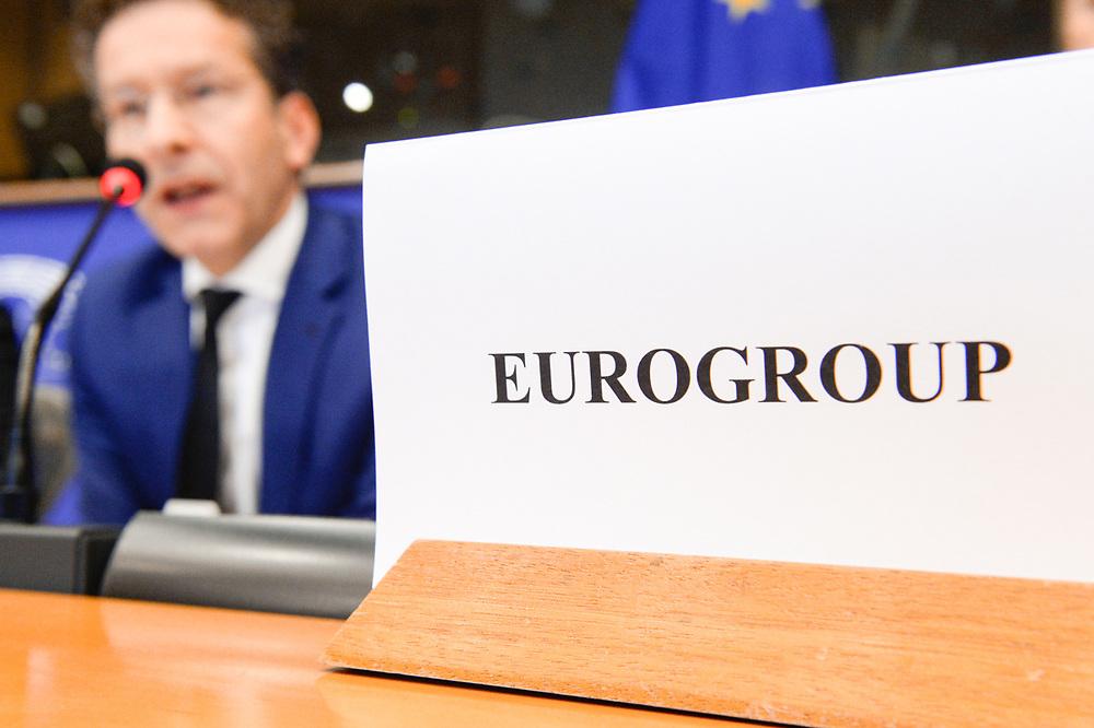 ECON committee meeting. Economic Dialogue and exchange of views with Jeroen DIJSSELBLOEM