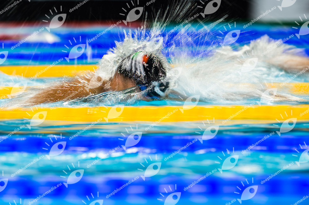 Detti Gabriele ITA<br /> 1500m Freestyle Men Heats<br /> 32nd LEN European Championships <br /> Berlin, Germany 2014  Aug.13 th - Aug. 24 th<br /> Day07 - Aug. 19<br /> Photo G. Scala/Deepbluemedia/Inside
