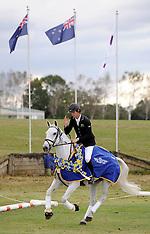 Kihikihi-Equestrian, Kihikihi International; horse trials, eventing
