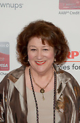MARGO MARTINDALE arrives at the 16th Annual Movies for Grownups Awards at the Beverly Wilshire Hotel in Beverly Hills, California.
