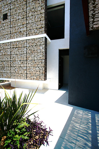 Casa Gabión Is A Contemporary Mexican Home, Designed By A Renowned Mexican  Architect Javier Gutierrez.