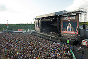 07.JUNE.2013. NUERBURG<br /> <br /> THE ATOSPHERE DURING THE FIRST DAY OF ROCK AM RING ON JUNE 07, 2013 IN NUERBURG, GERMANY.  <br /> <br /> BYLINE: EDBIMAGEARCHIVE.CO.UK<br /> <br /> *THIS IMAGE IS STRICTLY FOR UK NEWSPAPERS AND MAGAZINES ONLY*<br /> *FOR WORLD WIDE SALES AND WEB USE PLEASE CONTACT EDBIMAGEARCHIVE - 0208 954 5968*