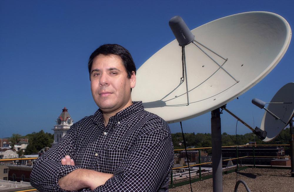 Ziad AkirEnv. Potrait at RTV