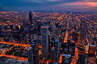 Chicago Loop @ Twilight
