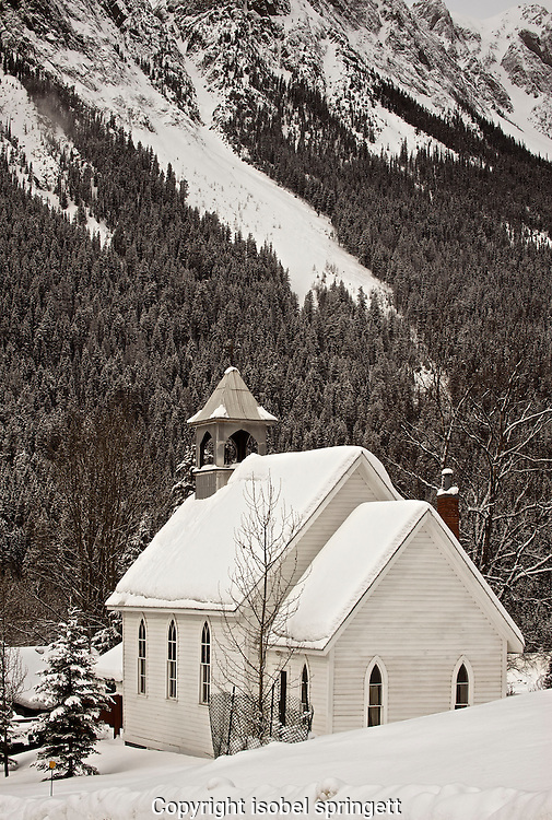 Church in Field B.C.