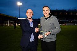 Presentation of Award to Community Trust - Mandatory by-line: Dougie Allward/JMP - 07/12/2019 - FOOTBALL - Memorial Stadium - Bristol, England - Bristol Rovers v Southend United - Sky Bet League One