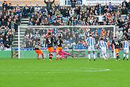 Huddersfield Town v Sheffield Wednesday 161016