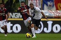 "Rodrigo Palacio Inter<br /> Bologna 28/10/2012 Stadio ""Dallara""<br /> Football Calcio Serie A 2012/13<br /> Bologna v Inter<br /> Foto Insidefoto Paolo Nucci"