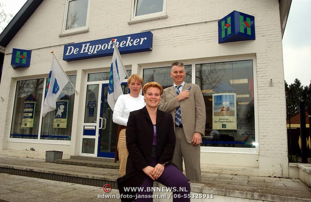 De Hypotheker Steenhoffstraat 66 Soest, personeel en dhr Gerrit Jansen