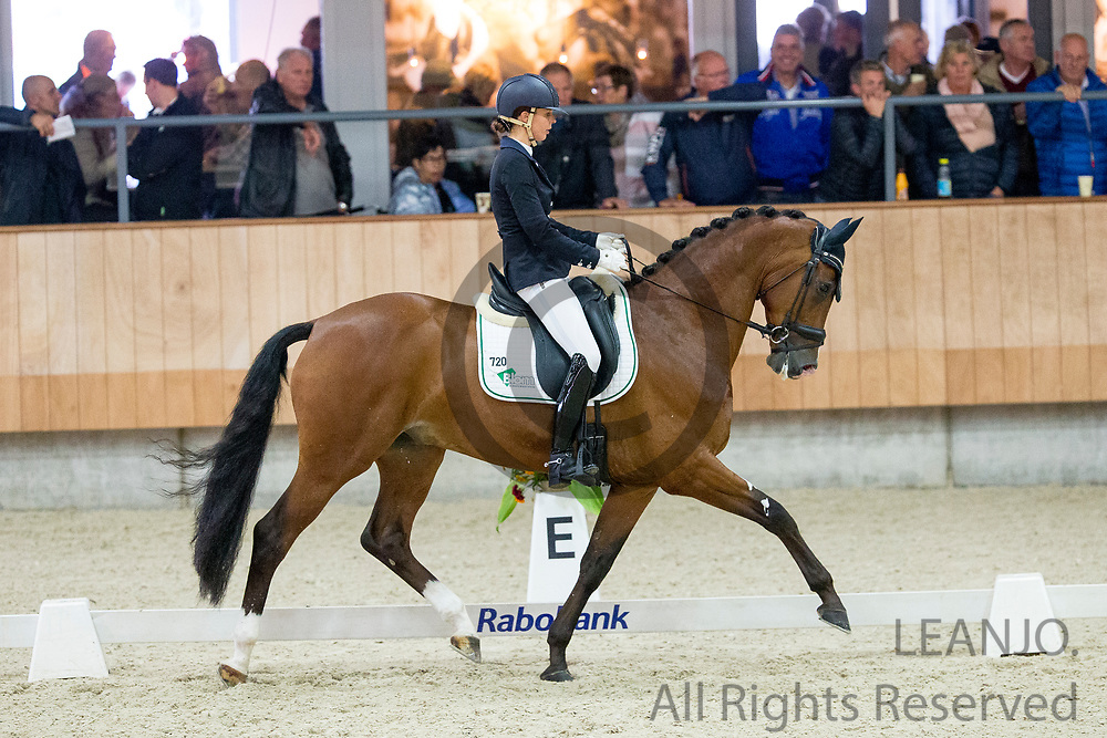 Annemieke van Venrooij Mathijssen - Blom's Gatino van Hof Olympia<br /> KWPN Kampioenschappen 2016<br /> &copy; DigiShots
