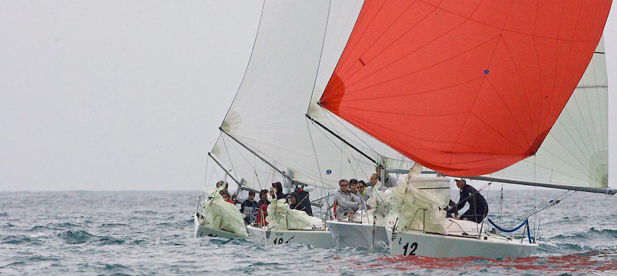 Copa de Espan?a Platu25 2010,dia 2 regatas 1-2-3