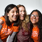 Mentor Lara, Mentees Steph, Shellsea