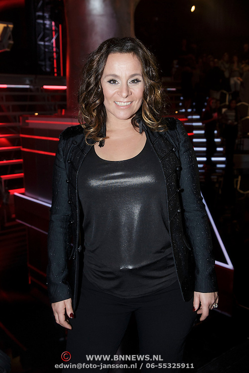NLD/Hilversum/20141114 - The Voice of Holland 1e show, Trijntje Oosterhuis