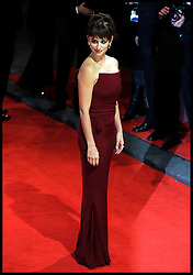 Penelope Cruz. arrives for the 2012 ORANGE BRITISH ACADEMY FILM AWARDS, The Bafta's at The Royal Opera House, Covent Garden, London. Photo By Andrew Parsons/ I-Images