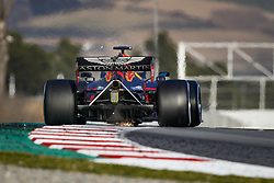 February 21, 2019 - Barcelona Barcelona, Espagne Spain - GASLY Pierre (fra), Aston Martin Red Bull Racing Honda RB15, action during Formula 1 winter tests from February 18 to 21, 2019 at Barcelona, Spain - Photo  Motorsports: FIA Formula One World Championship 2019, Test in Barcelona, (Credit Image: © Hoch Zwei via ZUMA Wire)