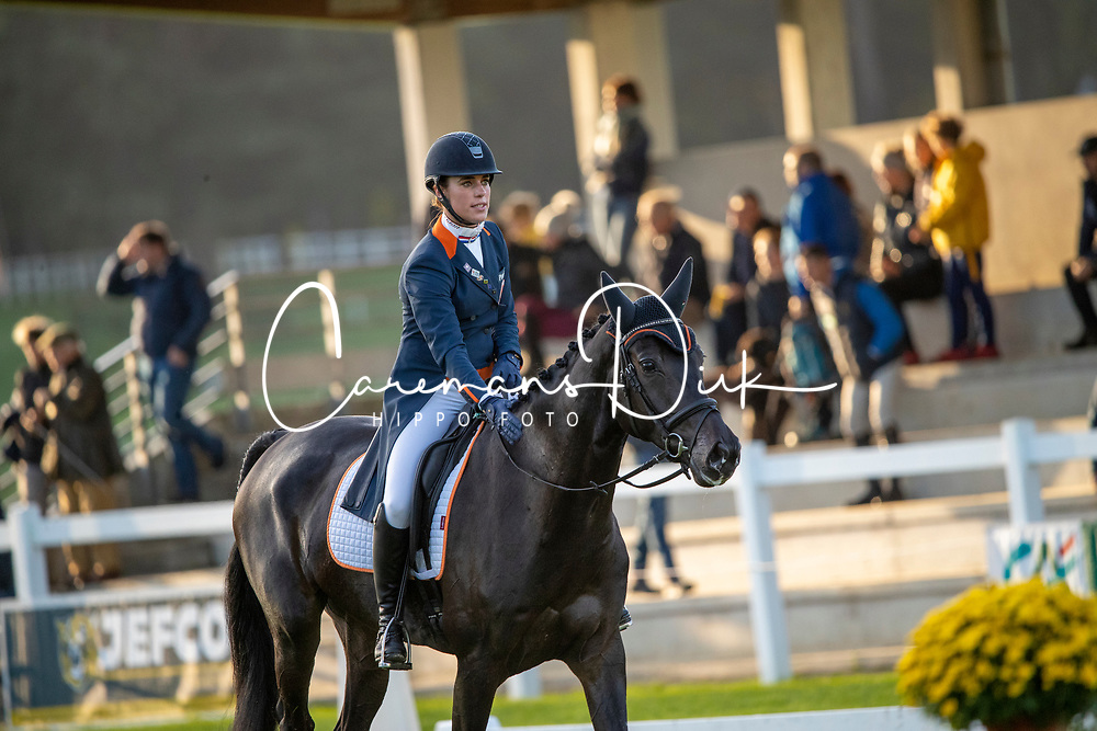 Blom Merel, NED, Crossborder Radar Love<br /> Mondial du Lion - Le Lion d'Angers 2019<br /> © Hippo Foto - Dirk Caremans<br />  18/10/2019