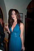 KRISTINA RUBINSTEIN, BRIONI FRAGRANCE LAUNCH. Annabels. Berkeley Sq. London. 14 October 2009.