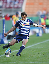 Peter Grant of the Stormers during the Super Rugby (Super 15) fixture between DHL Stormers and the The Force played at DHL Newlands in Cape Town, South Africa on 26 March 2011. Photo by Jacques Rossouw/SPORTZPICS