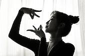 Masako Ono (小野 雅子) Japanese Odissi dancer based in India