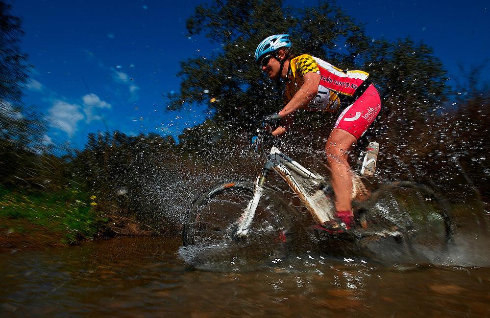 CORDOBA, SPAIN - FEBRUARY 27:  Andalucia Bike Race on February 27, 2011 in Cordoba, Spain. (Photo by Xaume Olleros/SSP). .